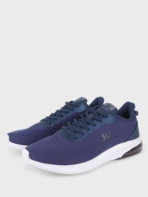 361 Degree Logo-Print Lace-Up Sneakers