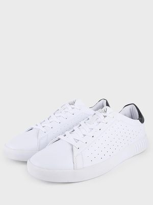 Peak Smart Perforated Lace-Up Shoes