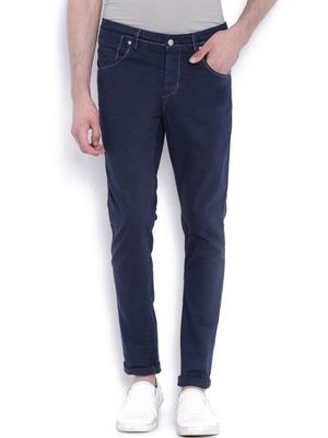 Blue Saint Mid-Rise Regular Fit Jeans
