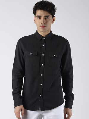 Blue Saint Twin Patch Pocket Shirt