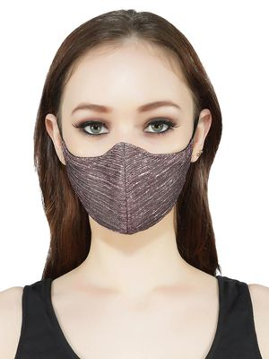 ATTIC SALT Reusable Lurex Safety Mask