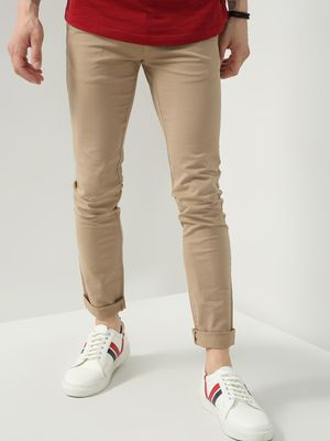 Blue Saint Mid Rise Casual Trousers