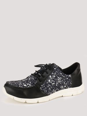 KOOVS Cleated Sole Trainers