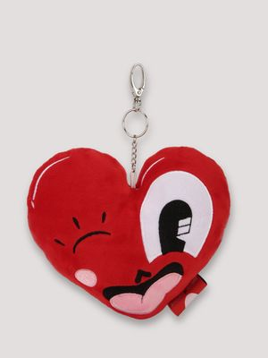 HATTIE X KOOVS Heart Bag Charm