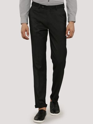 Bolt Of The Good Stuff Pinstripe Slim Fit Trousers