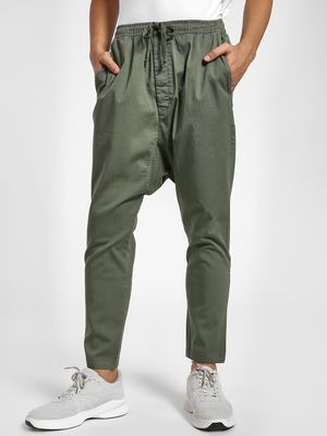 Alcott Drop Crotch Carrot Fit Jog Pants