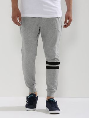 Deezeno Striped Joggers With Oversized Pockets