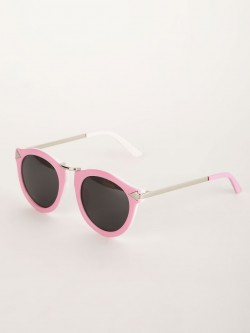 Style Fiesta Rounded Cat Eye Sunglasses