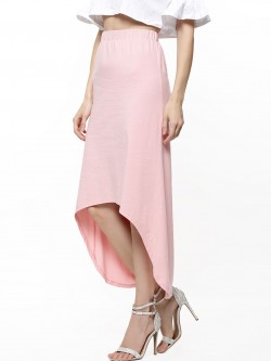 KOOVS High-Low Maxi Skirt