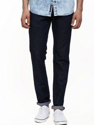 BLUE SAINT Dark Wash Slim Fit ...