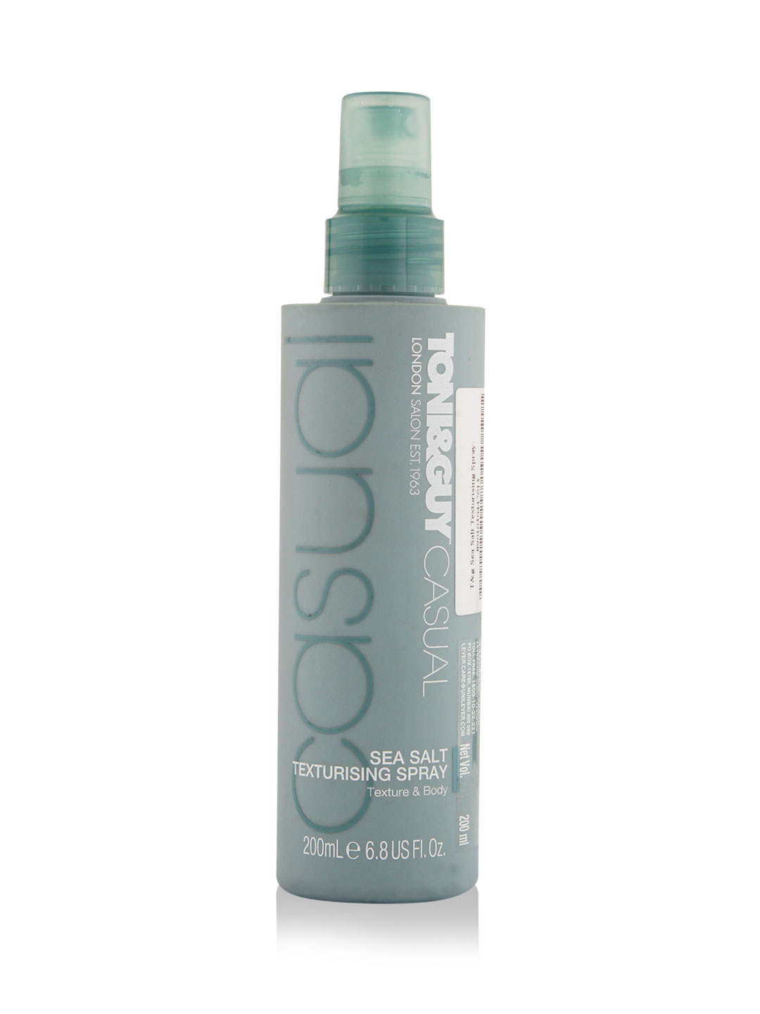 Toni & Guy No/Color/SKU TONI AND GUY Sea Salt Texturising Spray 1