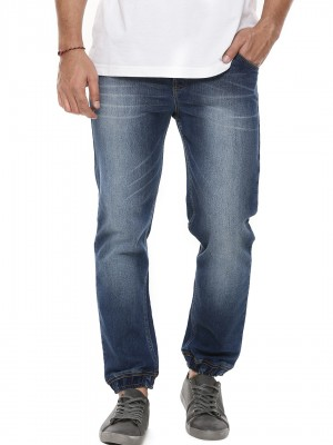 KOOVS Cuffed Super Stretch Jea...