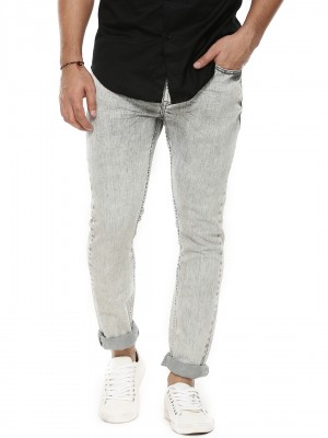 KOOVS Acid Wash Super Skinny J...