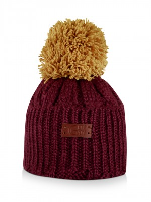 KOOVS Over Sized Bobble Hat...