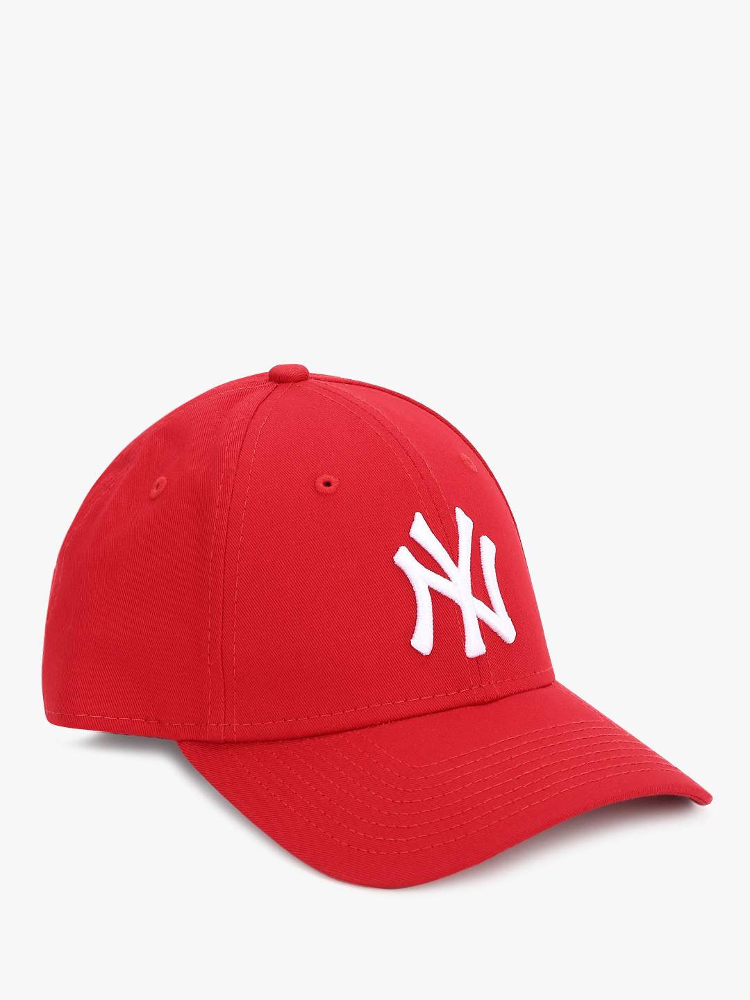 New Era Red 9FORTY Adjustable Cap 1