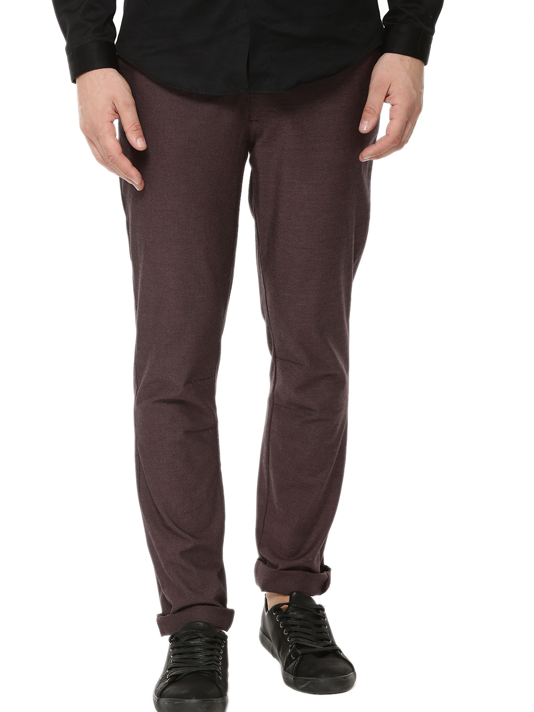 KOOVS Two Tone Chinos...
