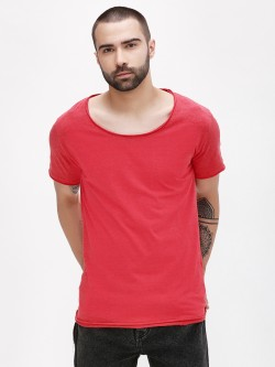 Blue Saint Exclusive Scoop Neck T-Shirt