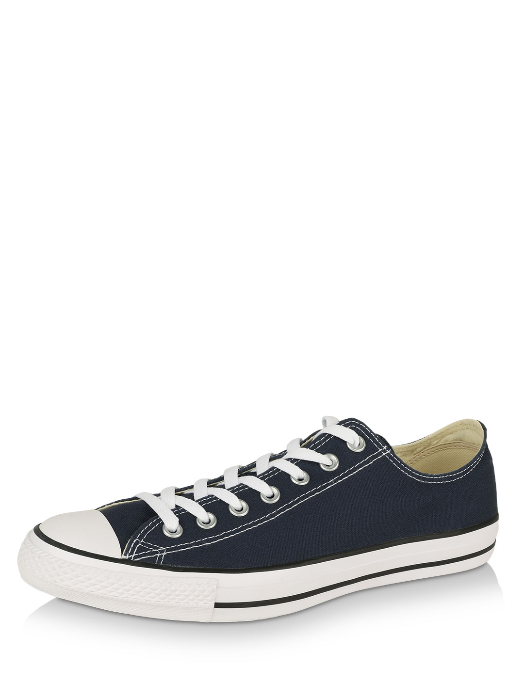 Converse Navy New Improved All Star Trainers 1