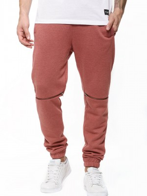 ONLY & SONS Zipped Knee Jog Pa...