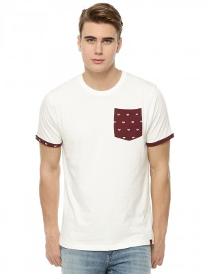 GARCON Crew Neck T-Shirt With ...