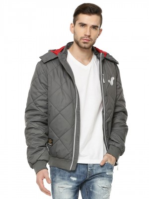 VOI JEANS Quilted Jacket With ...