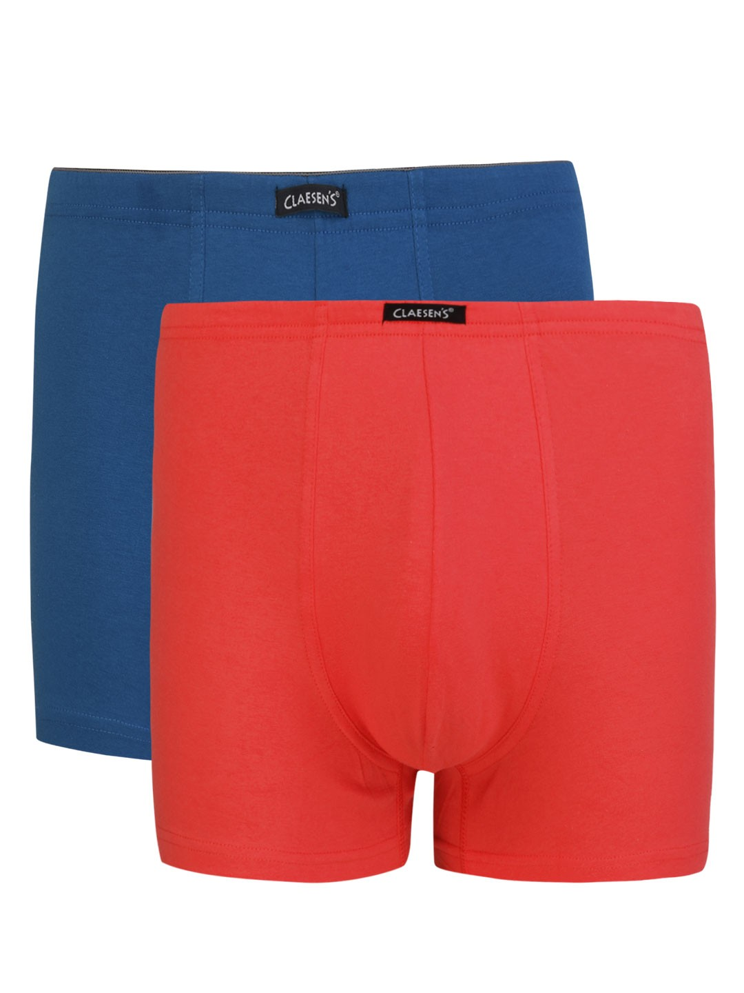 Claesens Holland Solid Classic Trunks   Pack Of 2