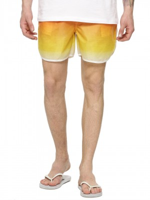 KOOVS Printed Swim Shorts...