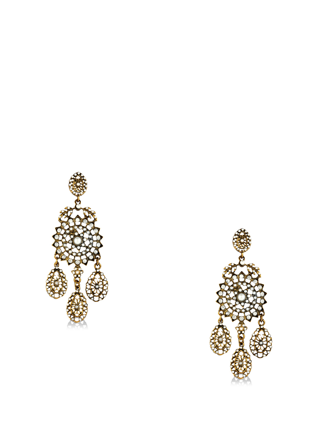 Style Fiesta Drop Earrings...
