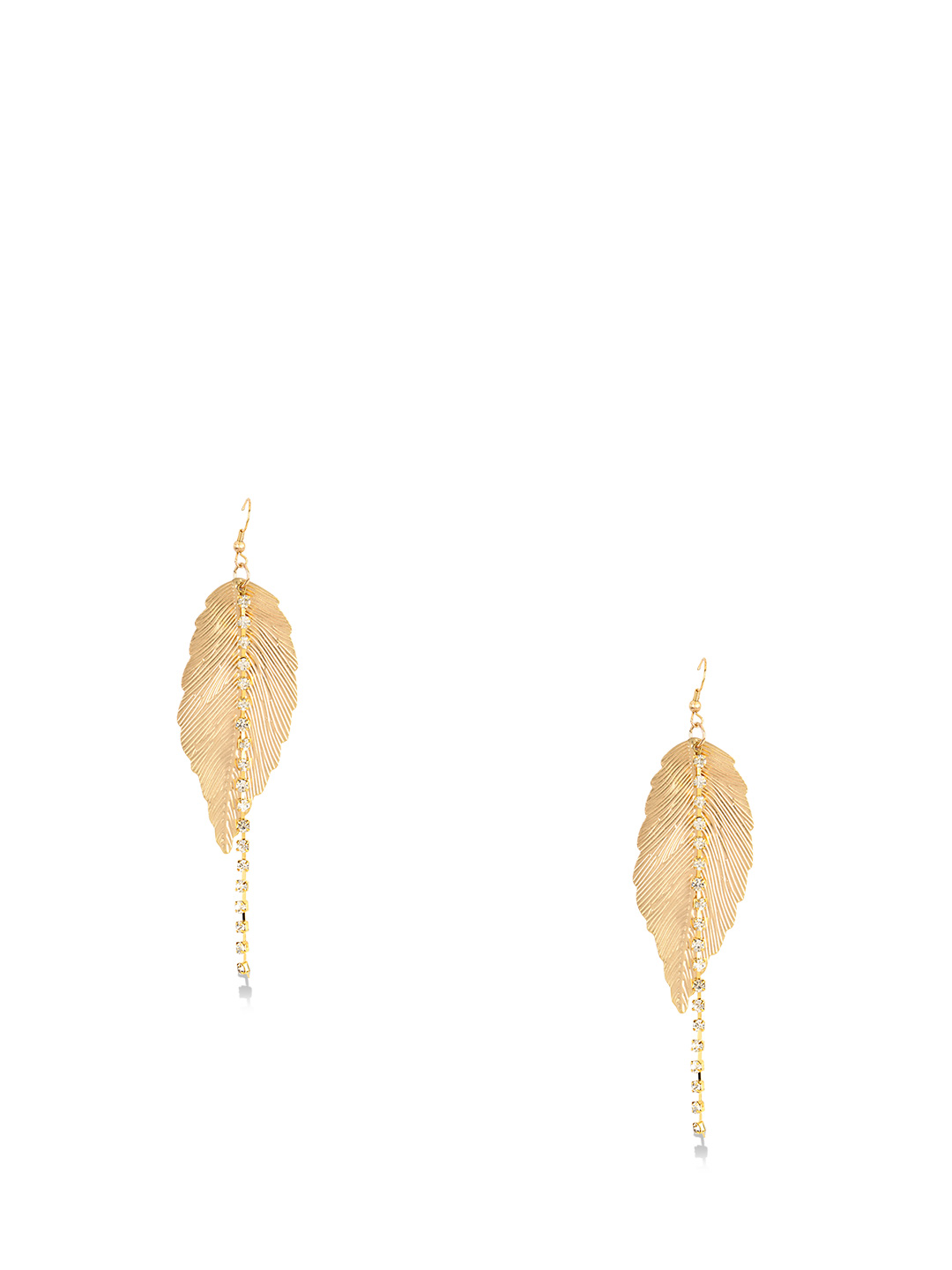 Blueberry Leaf Drop Earrings...
