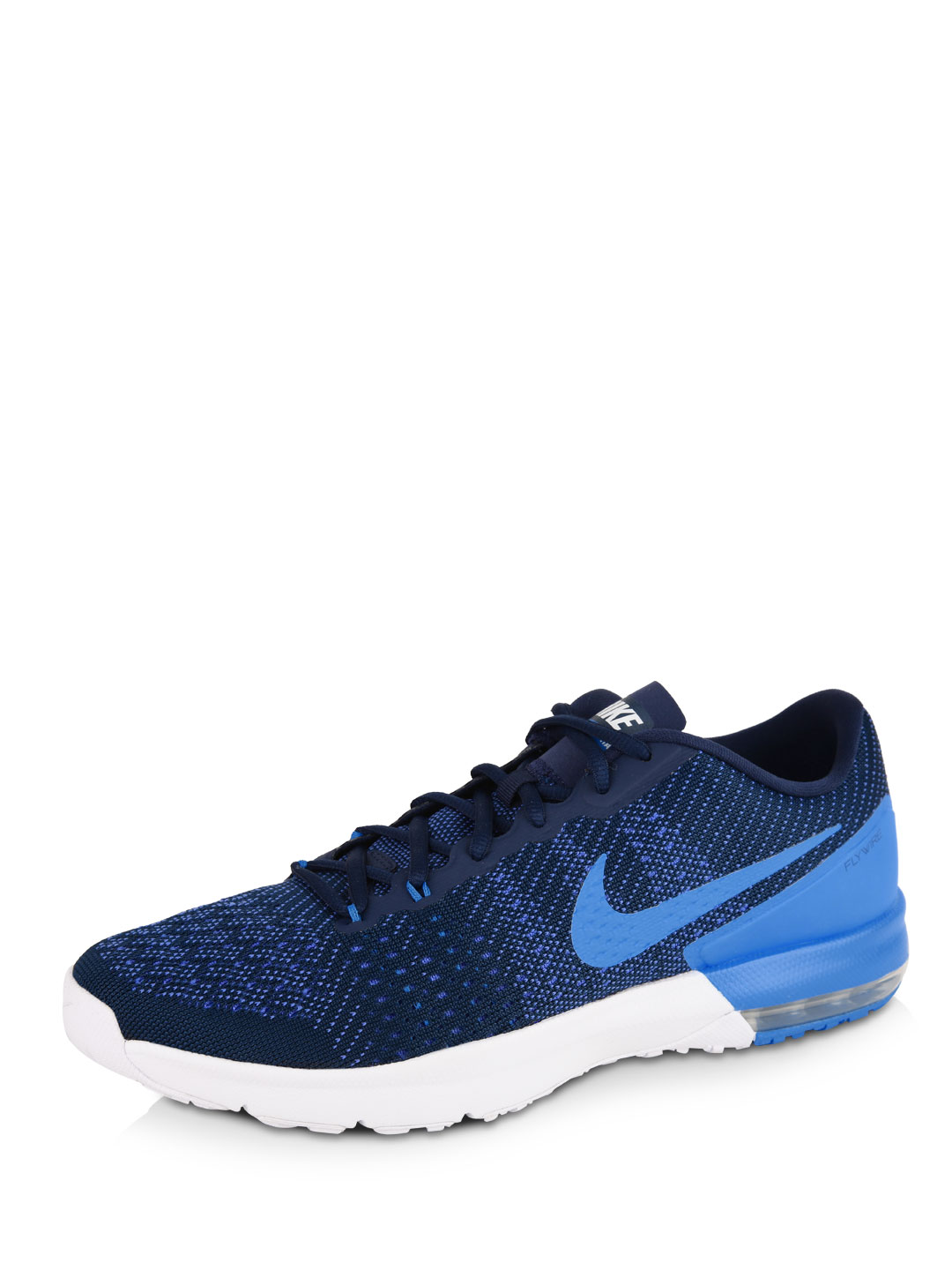 Nike Navy/Blue/White Air Max Typha Trainers 1