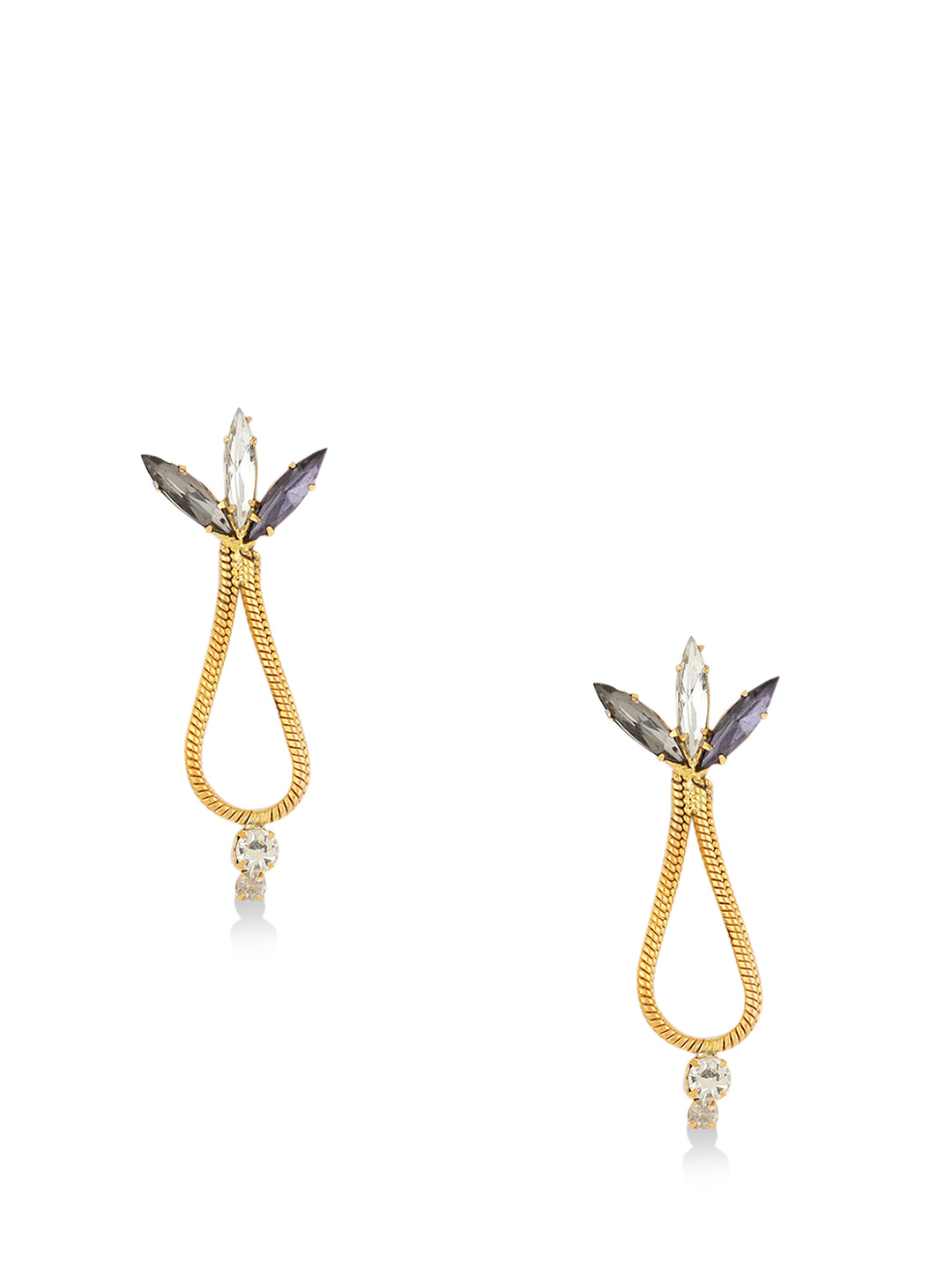 Gold Digger Statement Earrings...