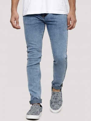 K DENIM Bleached Light Wash Su...