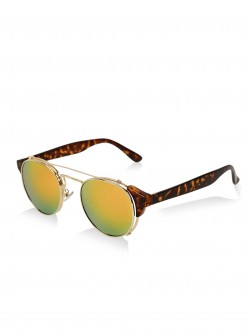 Jeepers Peepers Round Retro Sunglasses