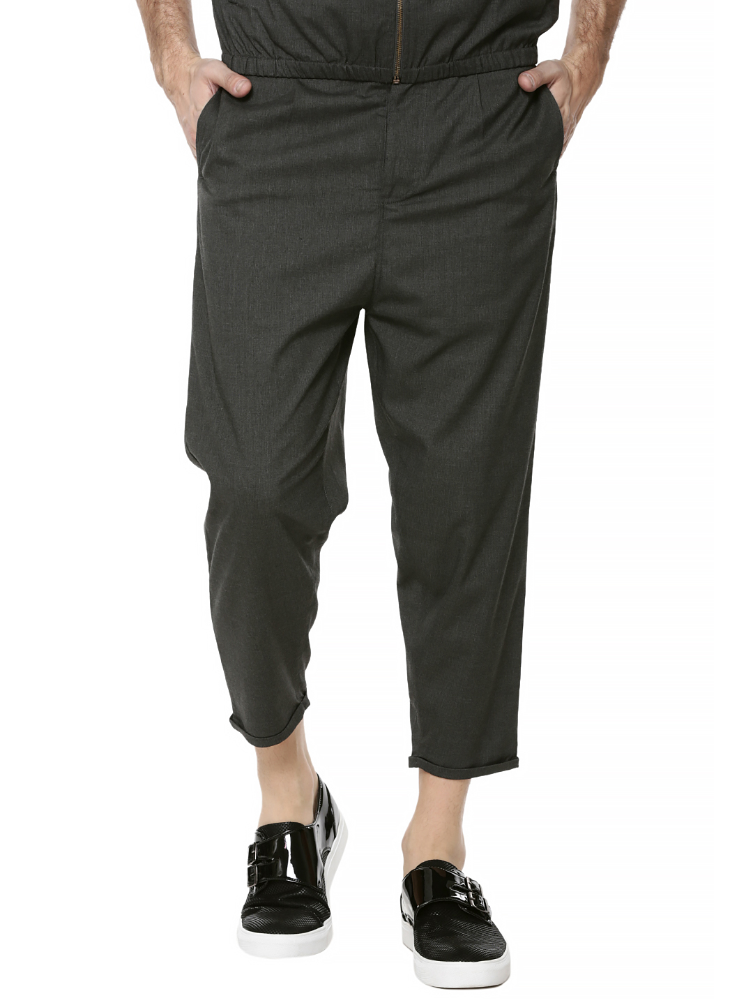 KOOVS Cropped Trousers...