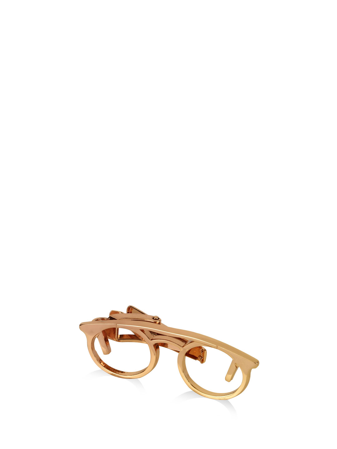 Chasquido Gold Reading Glasses Tie Clip 1