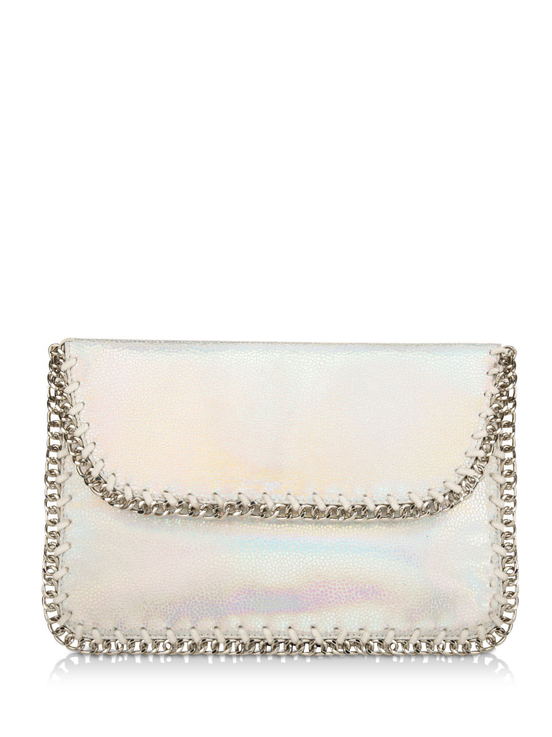 AQ Holographic Clutch...