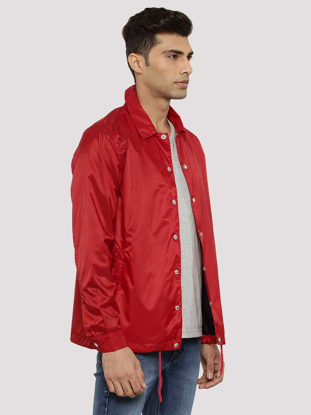 KOOVS Racing Coach Jacket...