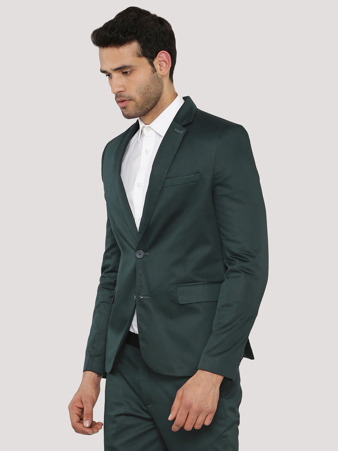 KOOVS Three Piece Suit Blazer...