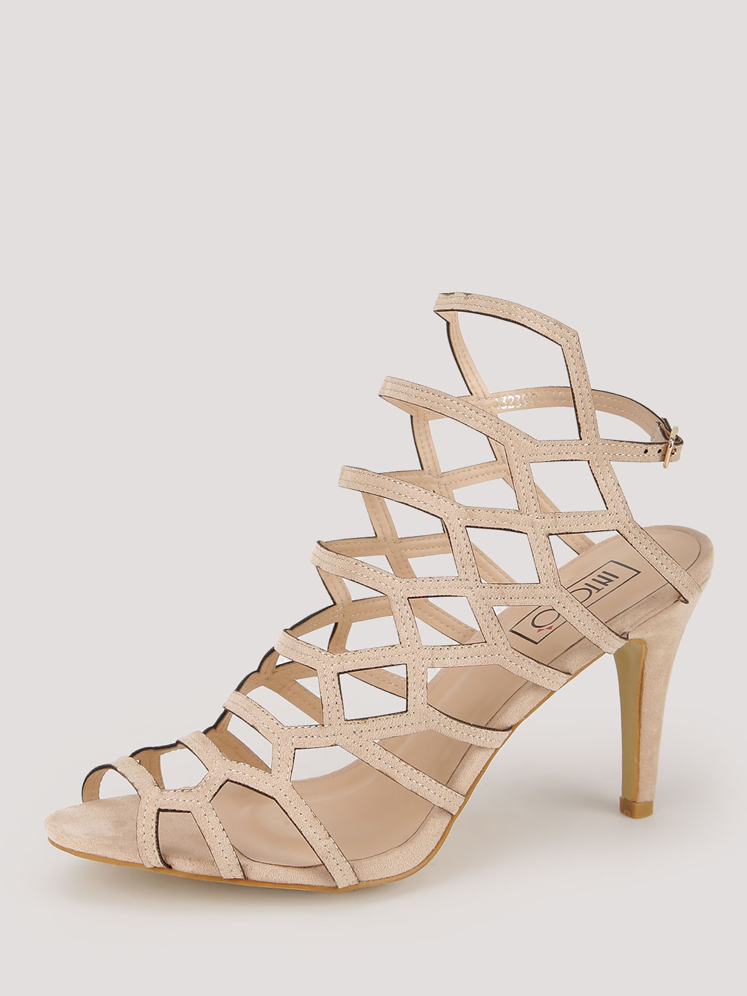 Intoto Caged Heeled Sandals...