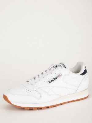 REEBOK CLASSIC Leather All Whi...
