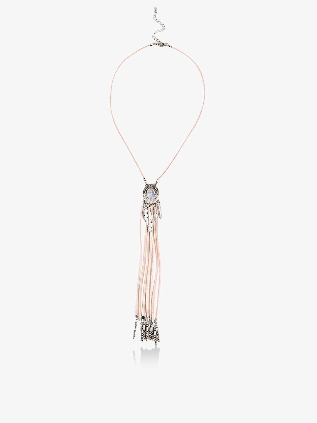 KOOVS Gold Dreamcatcher Necklace 1