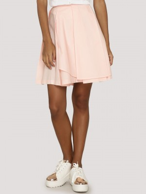 KOOVS Volume Skater Skirt...