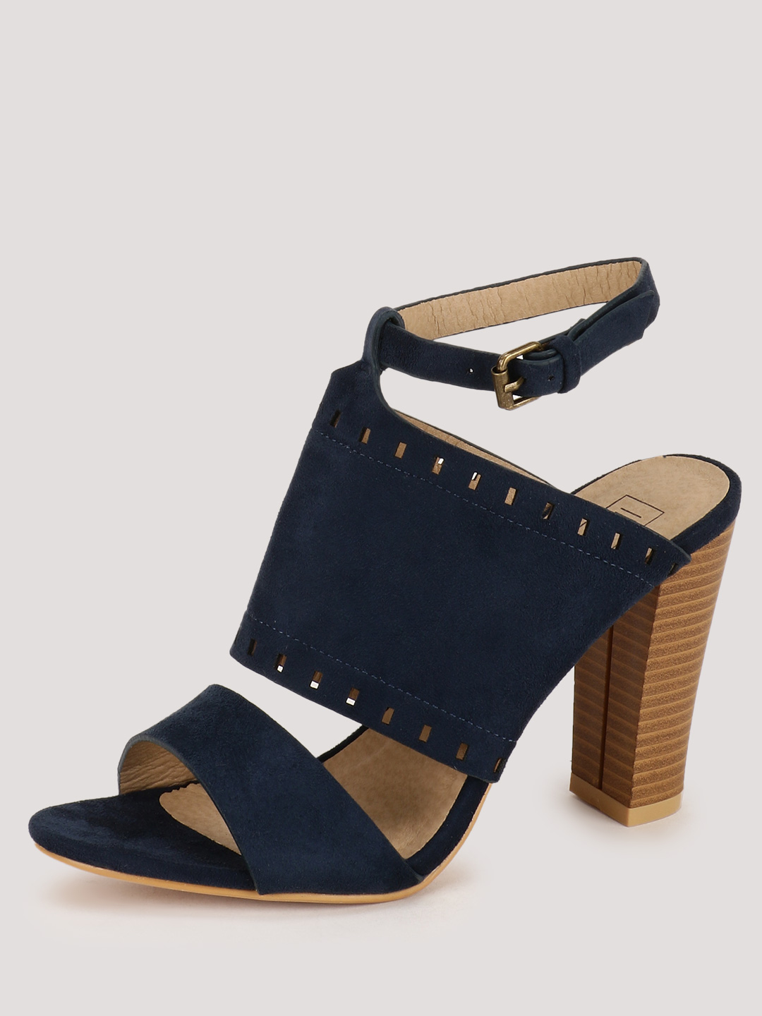 Intoto Two Part Block Heeled S...