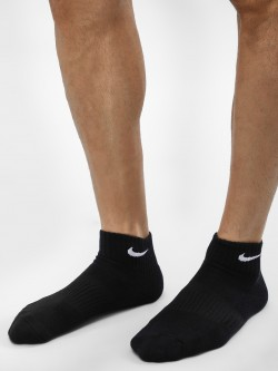 Nike Performance Cushion Quarter Socks (Pack Of 3)