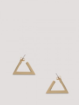 KOOVS Triangle Earrings...