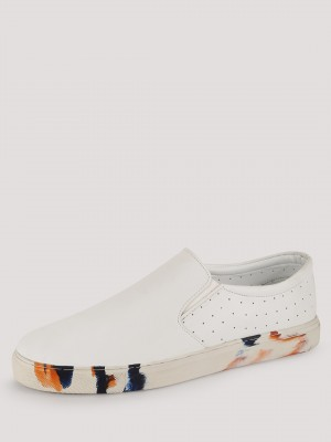 TREAD Slip-on With Printed Sol...