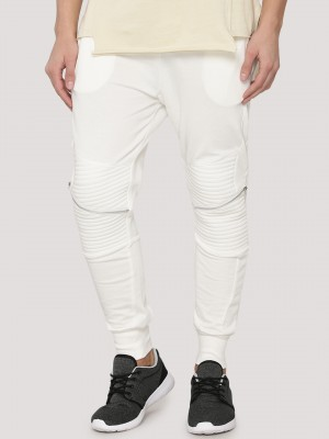 ADAMO LONDON Cuffed Jogger Wit...