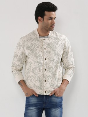 KOOVS Faded Palm Bomber In The...