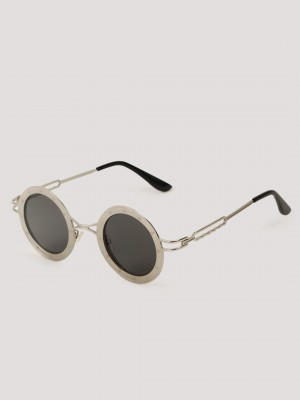 PATAAKA Round Sunglasses With ...