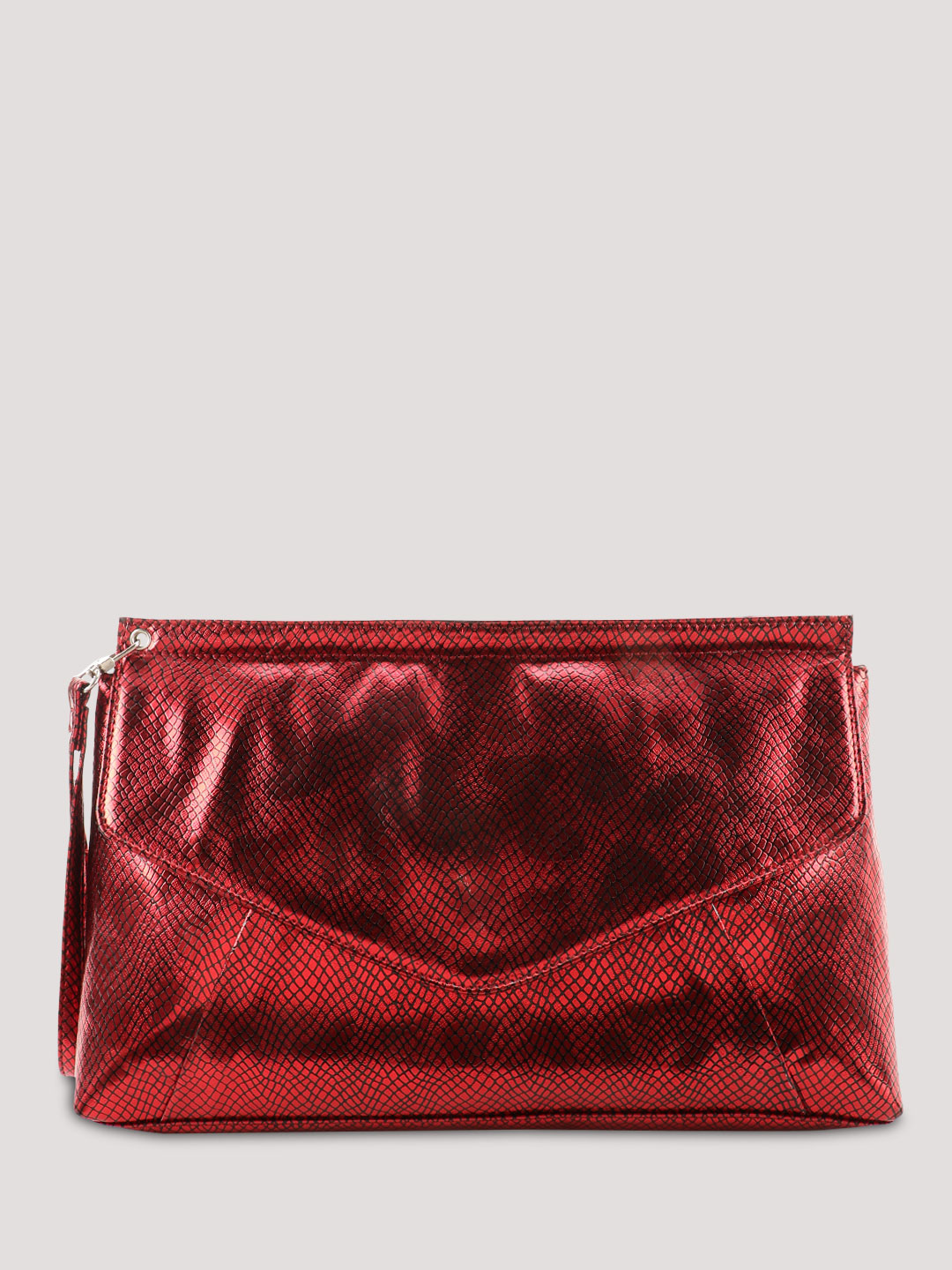 KOOVS Red Envelope Clutch Bag 1